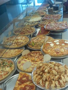 Peppis Pizza Slices