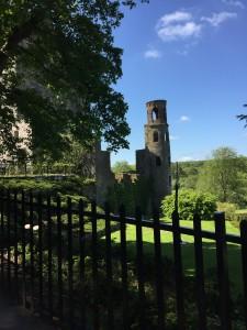 Blarney Castle and a beautiful sunny Irish Day.